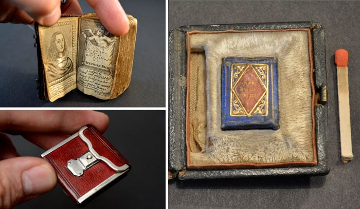 Miniature Antique Books: A Quick Introduction to a Tiny Subject