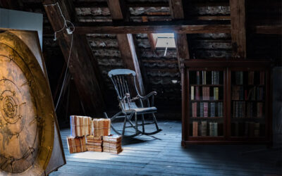 How to Consolidate a Book Collection: Quarantine Spring Cleaning Tips