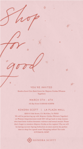 Read more about the article Kendra Scott