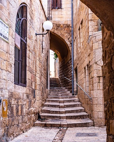 executive protection in Jerusalem