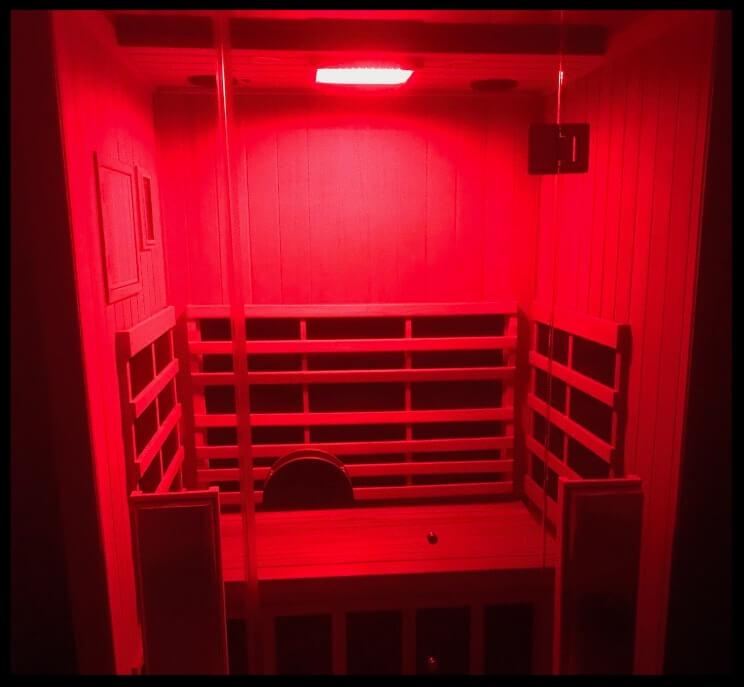 Full Spectrum Infrared Sauna Beachwood