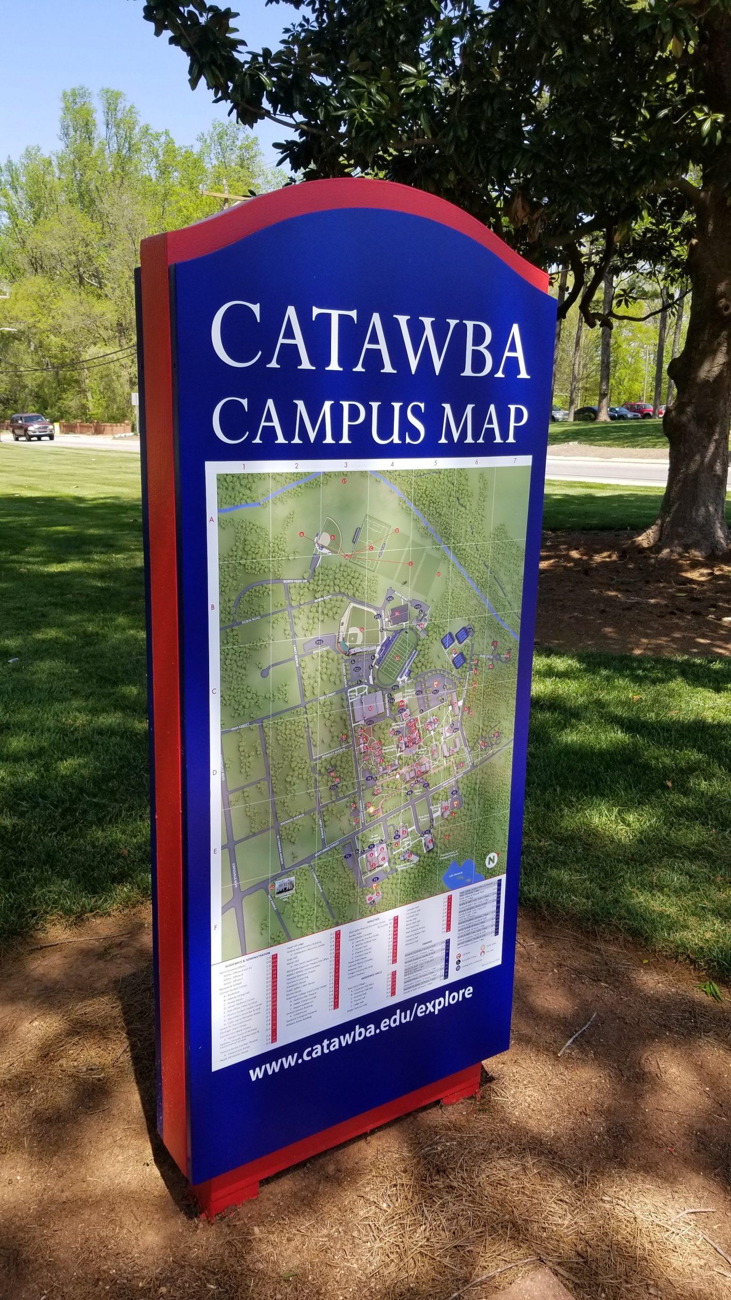Campus Map Directory