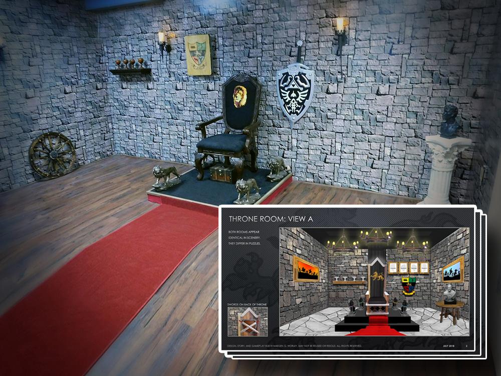 Escape Room Design