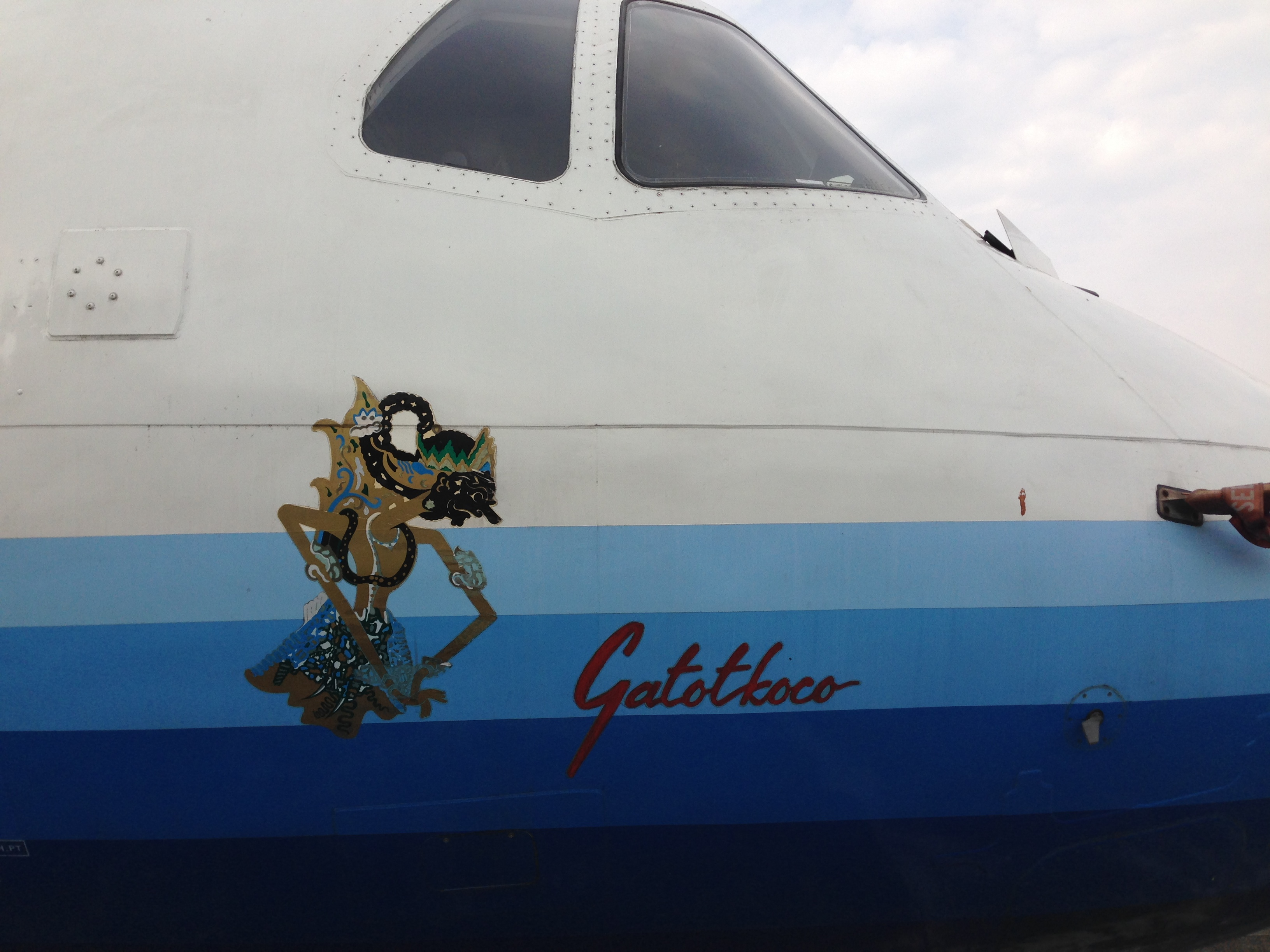 IPTN N250 Gatotkoco