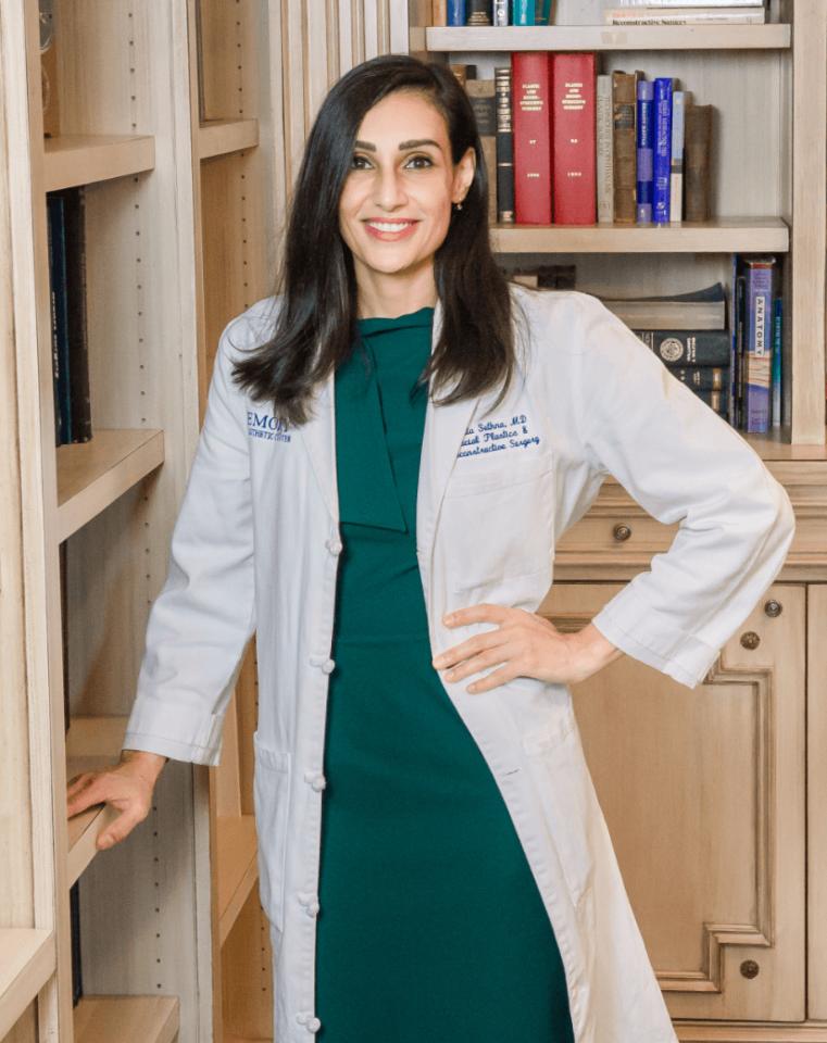 Dr. Anita Sethna