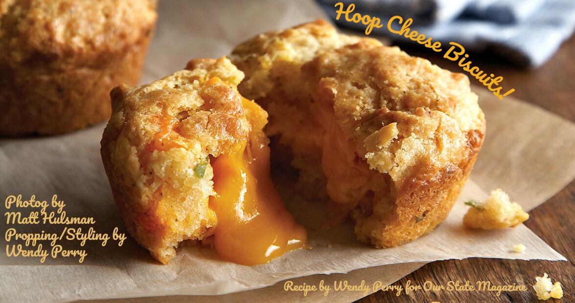 Hoop Cheese Biscuits