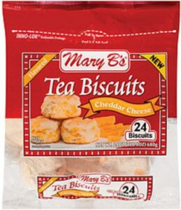 Mary B's Tea Biscuits