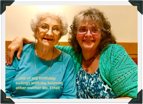 Birthday with Ms. Ethel and Wendy