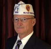 Roger Newall, National ROTC Officer