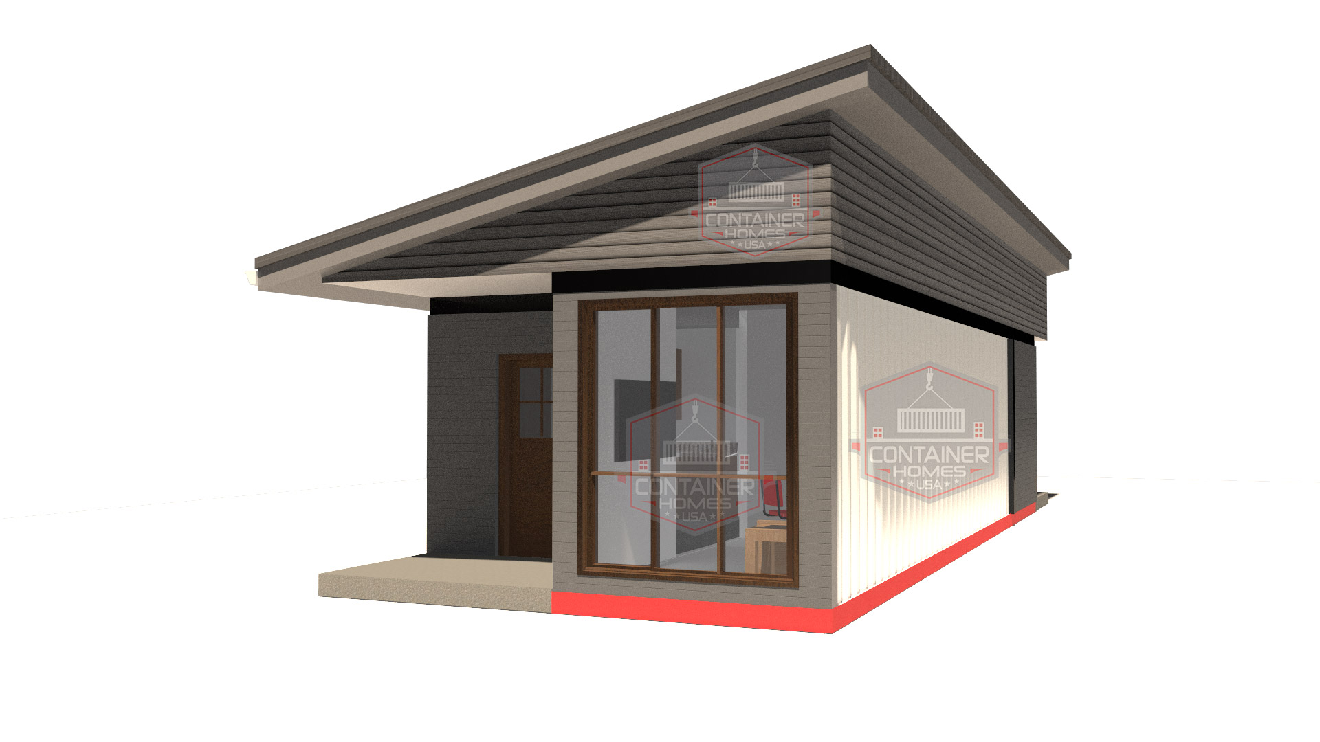 40-Container-2-Bedrrom-Family-Ranch_End_Front_R1