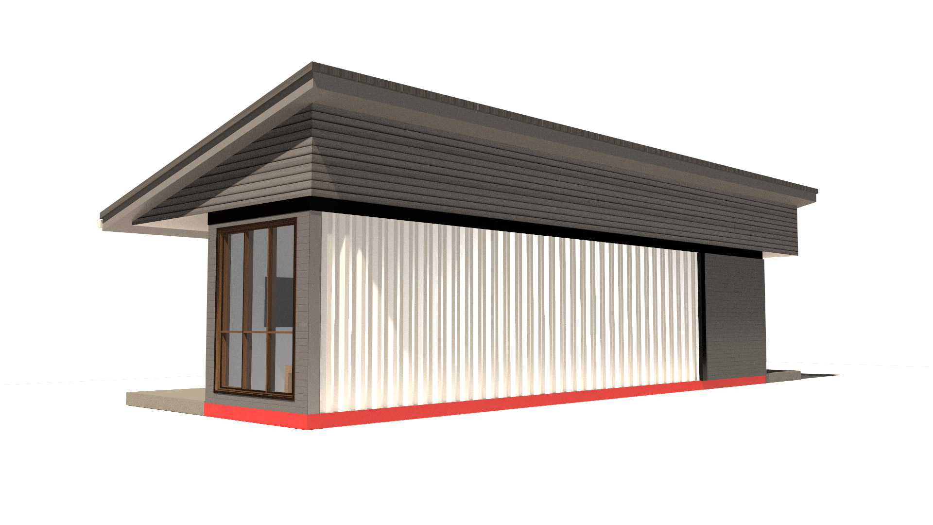 40-Container-2-Bedrrom-Family-Ranch_Front_Left