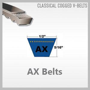 AX Belts