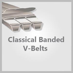 Classical Banded V-Belts