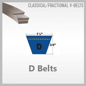 D Belts