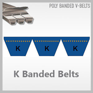 K Banded Belts