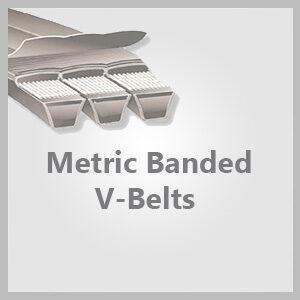 Metric Banded V-Belts