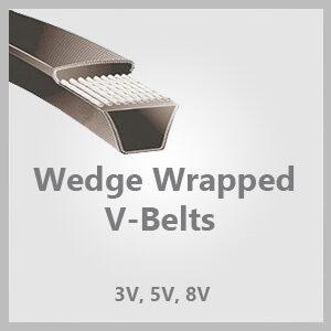 Wedge Wrapped V-Belts
