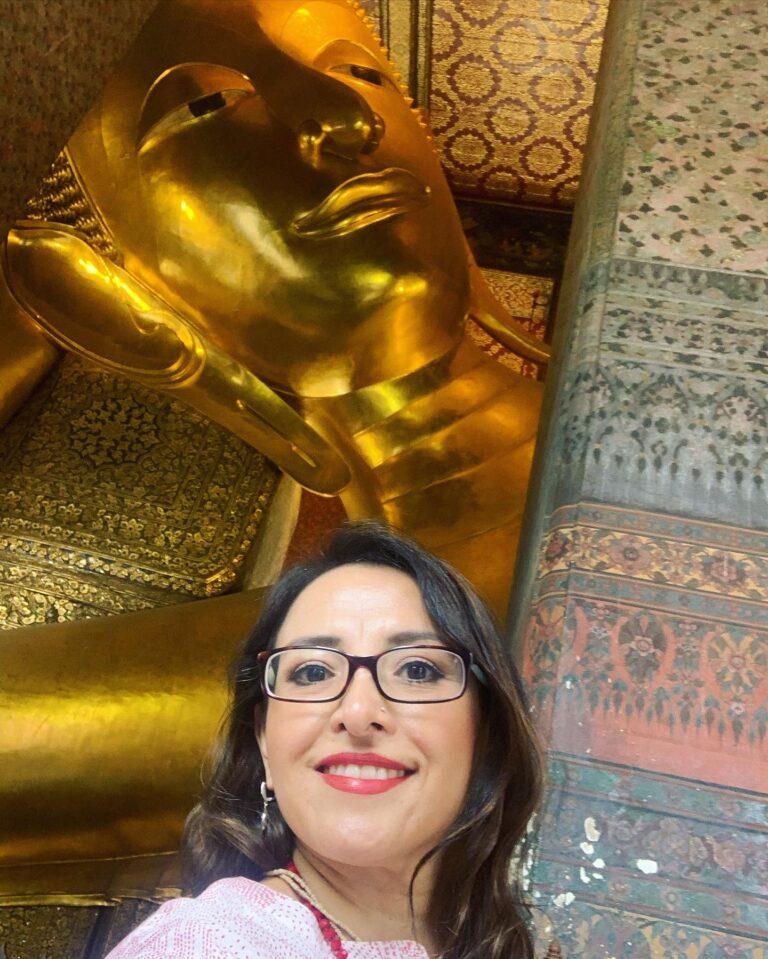 El Gran Buda reclinado