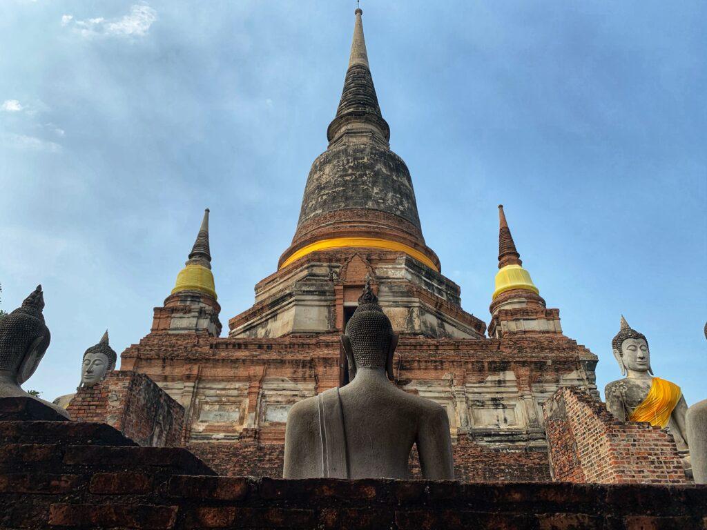 La Gran Stupa Budista