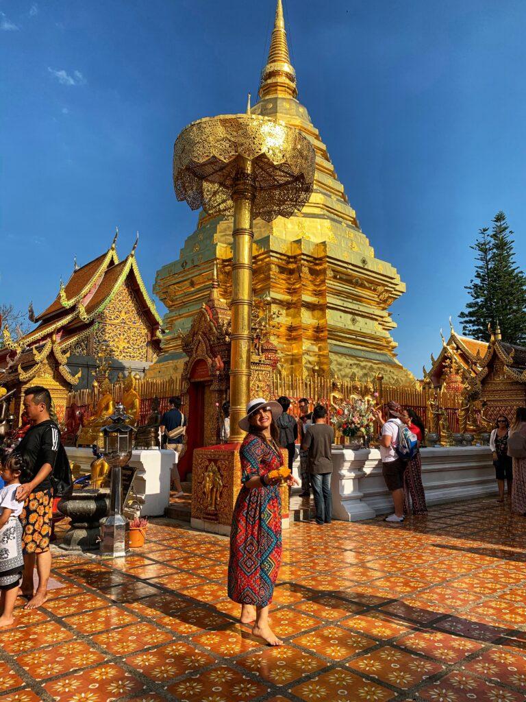 Stupa de Oro
