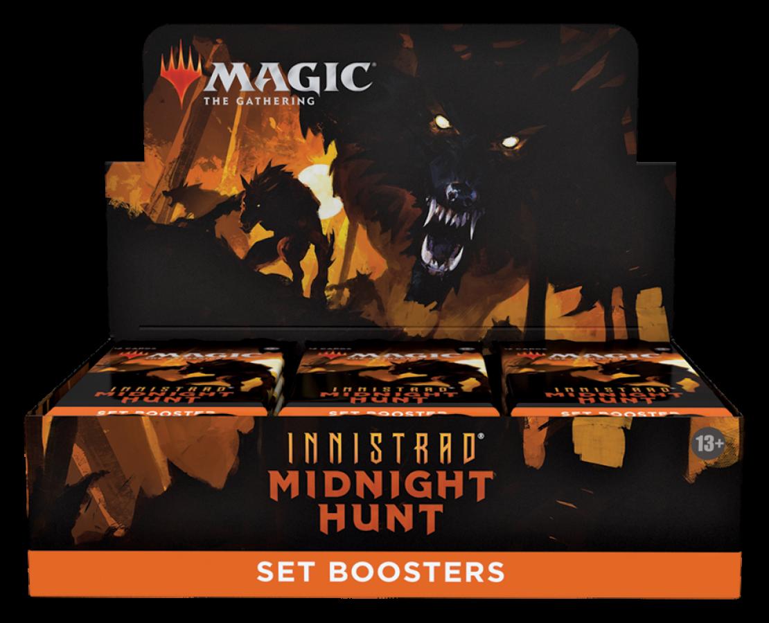 Magic Set Booster Box: Midnight Hunt