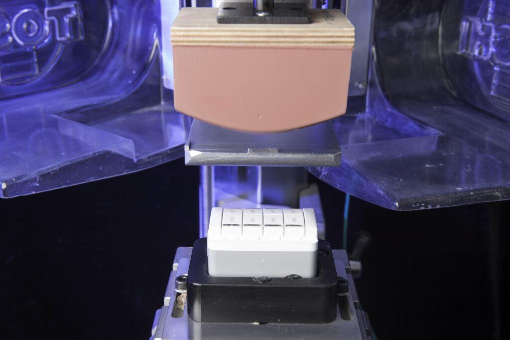 Close Up Of a Pad Print head
