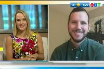 Alex on CTV Morning News