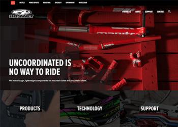 Disrupt | Answer bike website