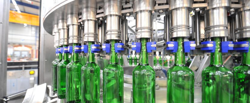 Bottling Company – Experienced Machine Op.