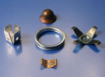 HK Metalcraft produces and manufactures custom washers.