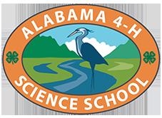 Alabama 4-H Science Center logo