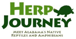 Herp Journey, Meet Alabama's Native reptiles and Amphibians