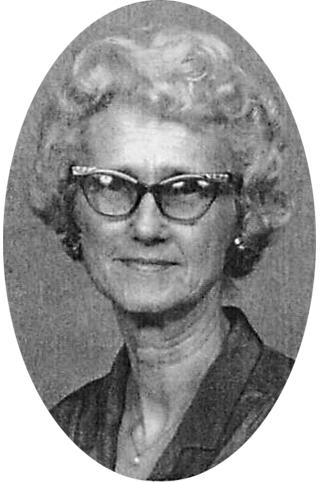 Frances G. Bonfield