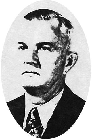 """Frank M. """"Cap"""" Barnett"""
