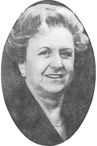 Mary George Waite