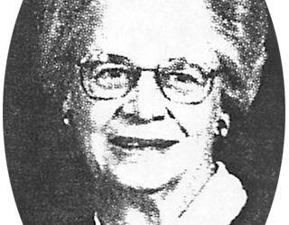 Mary Louise Walker