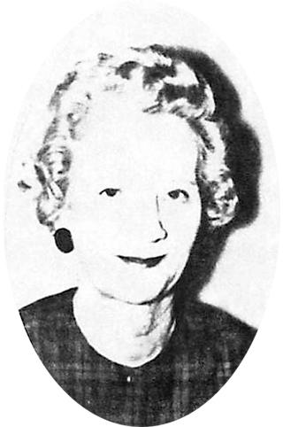 Maude C. Woodfin