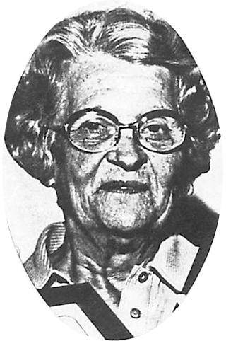 Mignon B. Burgess