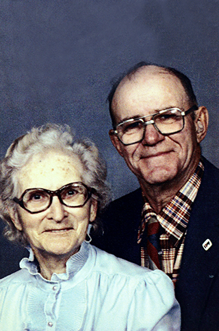 Thelma and John Gottler