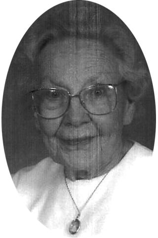 Alma Holladay