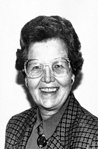 Dr. Ann Thompson