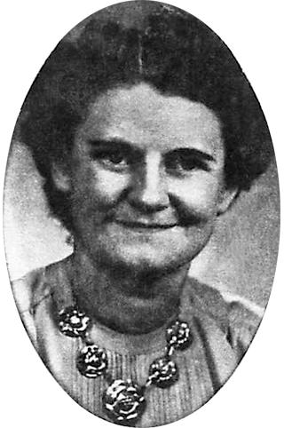 Annie Rae Milner