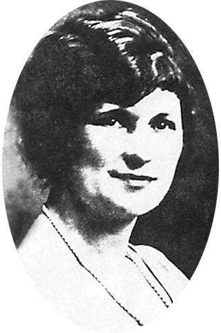Annie Webb Henderson