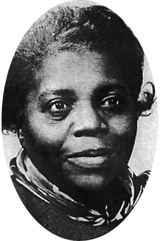 Bertha M. Jones