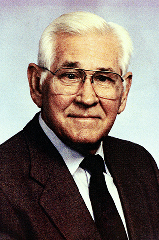 Dr. Cecil Mayfield