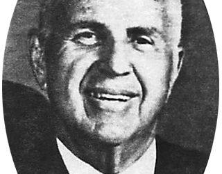 """Cong. W. F. """"Bill"""" Nichols"""