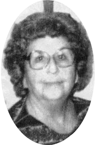 Eva Lucille Hawkins