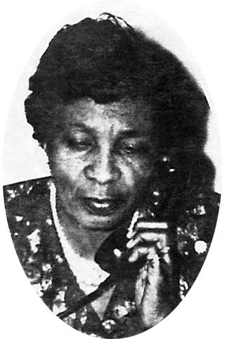 Gussie W. Lavender