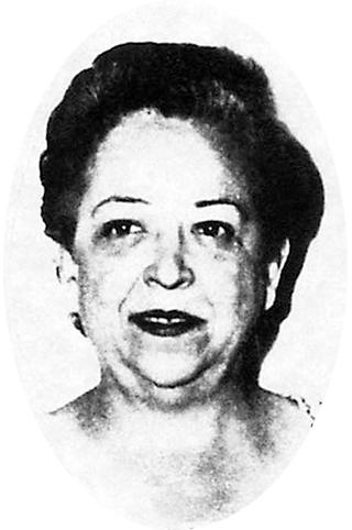 Juanita Warr Hendrix