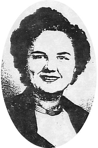 Mary Isom Dugger